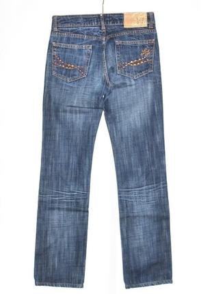 Стильные джинсы оригинал от бренда liu jo, италия, 26р