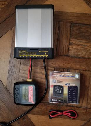 Продам Skyrc b6 Nano 15a з блоком живлення 24v 400w