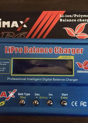 Build power Imax b6 80w 6a