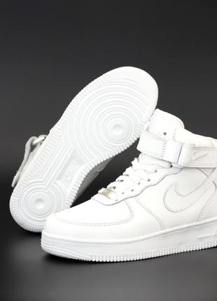 Зимние Кроссовки На Меху Nike air