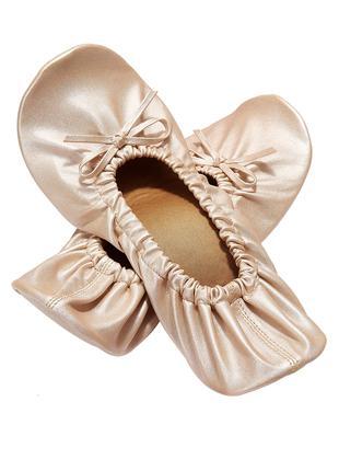 Складные домашние балетки. размер 39-41