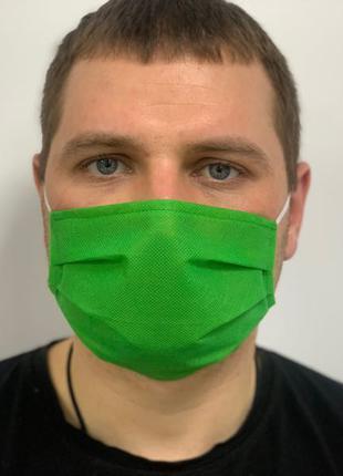 Для лица защитные маски , не медицинские.