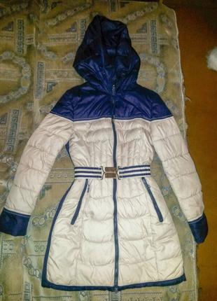 Куртка женская зимняя б/у