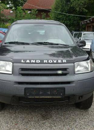 Разборка шрот запчасти land rover freelander 2.0 1.8 коробка д...