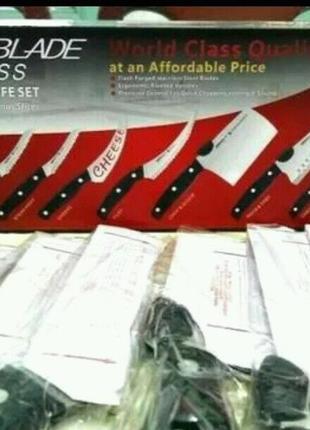 Ножи кухонные 14шт