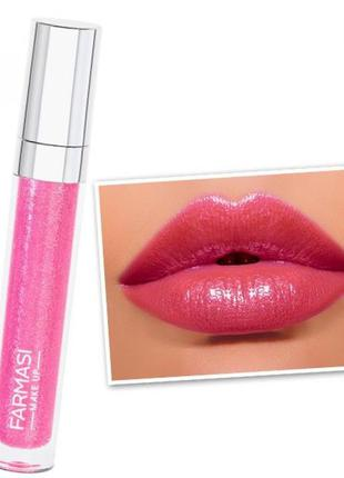 Блеск для губ miss sparkle gloss farmasi, 03 пурпурный блеск,4...