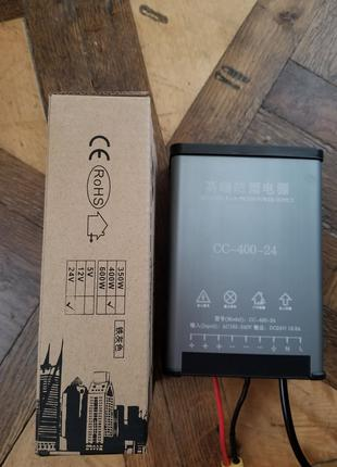 блок живлення питания led 24v 17A 400W ISDT Skyrc Nano