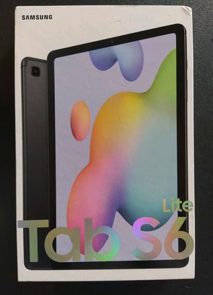 Планшет Samsung Galaxy Tab S6 Lite 10.4 4/64GB Wi-Fi Gray