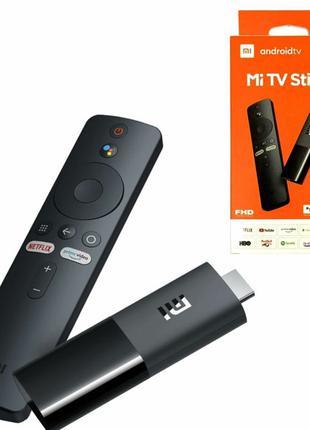 ⫸Xiaomi MI TV Stick смарт тв приставка Android tv box андроїд ...
