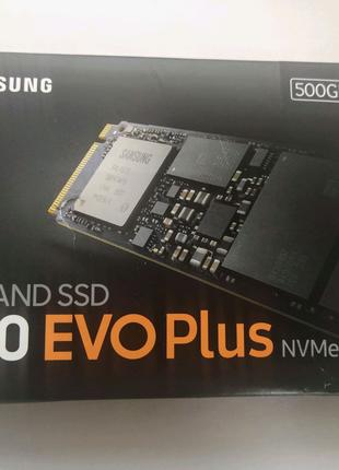 Ссд Samsung SSD 970 evo plus 500 gb (MZ - V7S500)