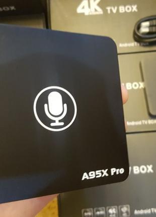 ≻SmartTV Nexbox A95X Pro Android Mi Box СмартТВ Приставка Андр...