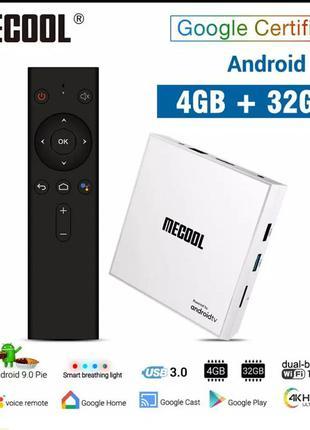 ⫸Smart TV Mecool KM9 Pro HONOUR 4gb/32гб Km1 mi box s km3 and...