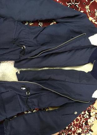 Куртка парка зима женская