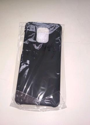 Продам пластик новый чехол на Xiomi redmi note9pro
