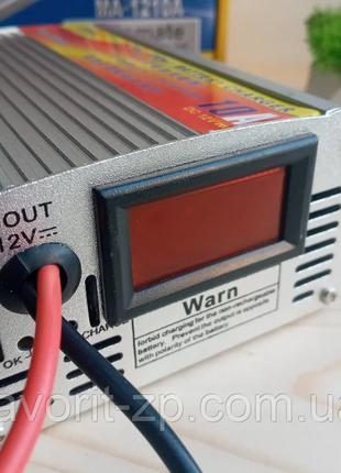 Зарядное устройство для автомобильных аккумуляторов UKC BATTERY C