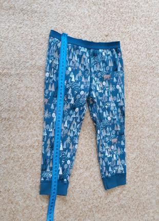 Фирменные  пижамные штанишки(2-3года)