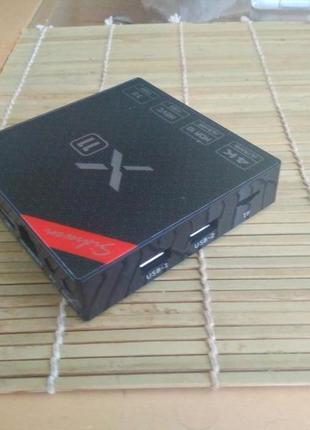 Android tv box Sidiwen X11 1/8 Gb останній екземпляр