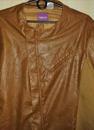 Куртка косуха большого размера la redoute