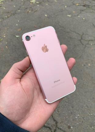 Apple iPhone 7 Rose Gold 128Gb neverlock