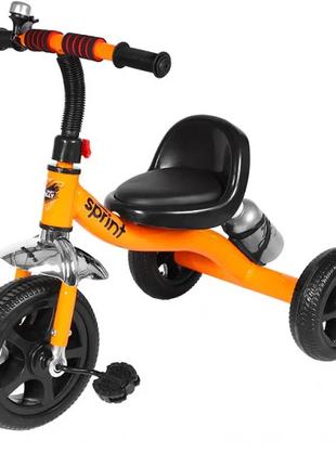Велосипед трехколесный TILLY SPRINT T-323 оранжевый Подробнее: ht