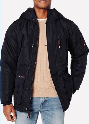 Зимняя куртка/парка CANADA WEATHER GEAR из США оригинал