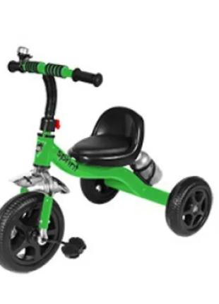 Велосипед трехколесный TILLY SPRINT T-323 салатовый
