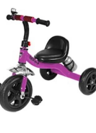 Велосипед трехколесный TILLY SPRINT T-323 фиолетовый