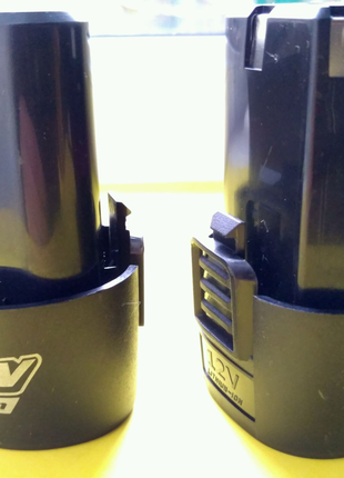 Акумулятор шуруповерта 12 вольт li-ion