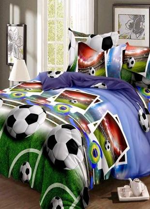 Постельное белье Футбол 3Д Высшая лига