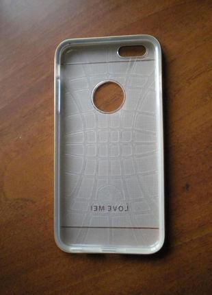 Чехол iPhone 6 Plus чохол
