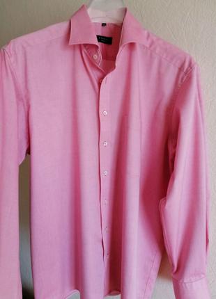 Рубашка мужская марки Eterna р. 44