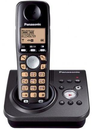 Радиотелефон Panasonic KX-TG7227UA Titan
