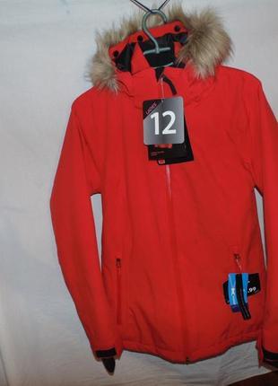 Куртка горнолыжная новая с ценником и бирками inoc размер м