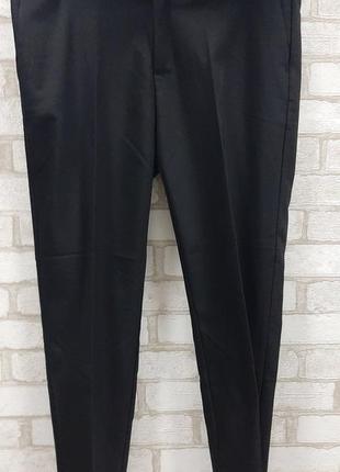 Черные классические брюки большого размера