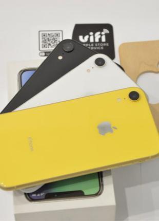 Apple iPhone XR 64Gb Neverlock Б/у