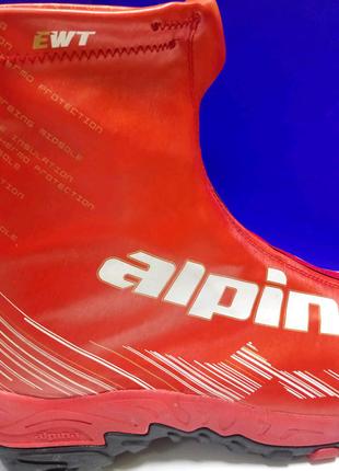 Лыжные ботинки Alpina EWT