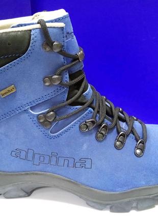 Мужские ботинки Alpina