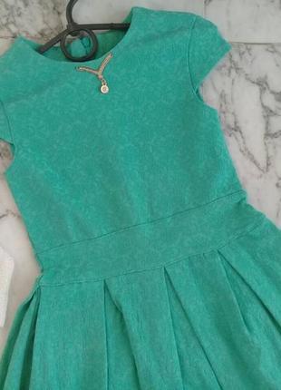 Суперовые качественные платья без болеро на рост 122-134см