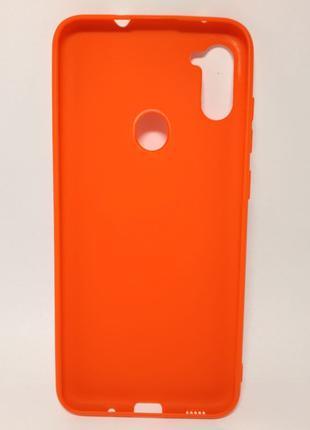 Задня накладка Samsung A11/A115/M11 Red