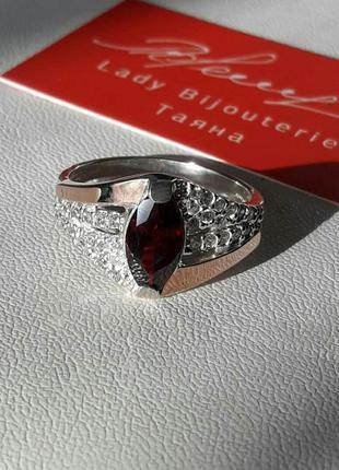 17.5 размер, кольцо серебро