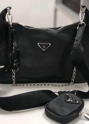 Женская сумка в стиле prada 🔥