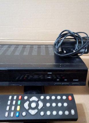 """Тюнер Т2 цифрового ТВ """"Trimax TR-2012HD PVR"""" с функцией записи"""
