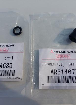 Втулка +кольцо топливного насоса  - MR514677 + MR514683