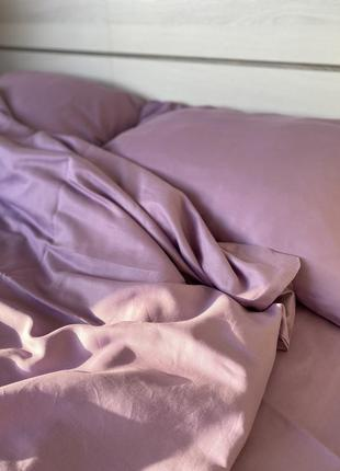 Комплект постельного белья сатин двуспальный евро
