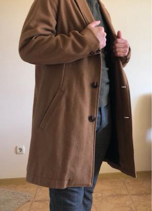 Пальто «pull and bear»