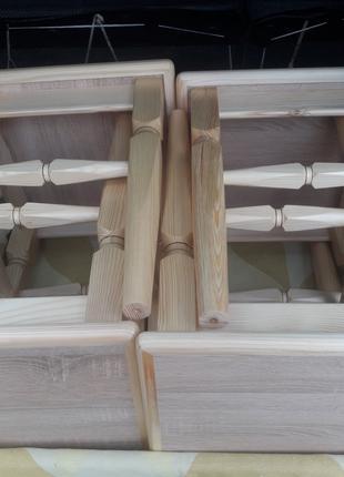 Кухонний набір. Комплект меблів для кухні. Стіл кухонний. Табурет