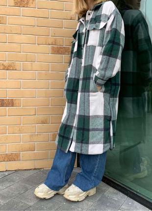 Сорочка пальто на підкладці