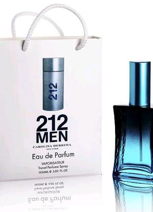 Carolina Herrera 212 Men (Каролина Херрера 212 Мен) в подарочной