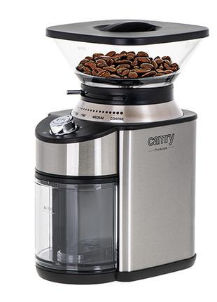 Кофемолка с коническими жерновами Camry CR 4443