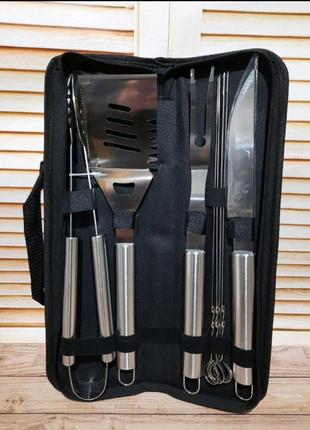 Набір для барбекю. 45×13×5 см
